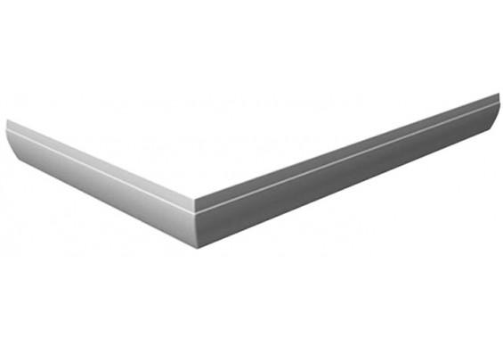 Панель для піддона Ravak Gigant Pro CHROME 120x90 SET R біла (XA83GP71010)