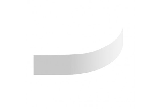 Панель для піддону NEW TRANDY ARTUS 90x90x25 см (O-0145)