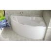 Акрилова ванна Besco Ada 140x90 R, асиметрична (WAA-140-NP)