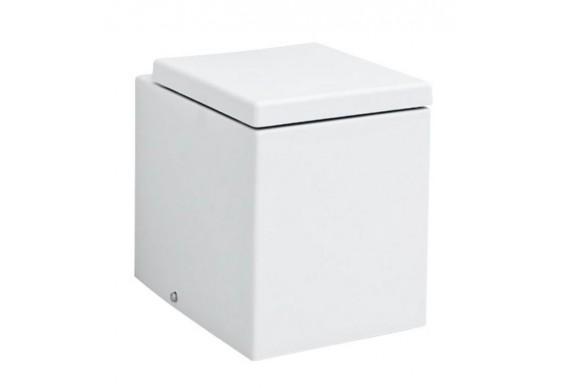 Підлоговий унітаз ArtCeram Block, white (BKV0020100)