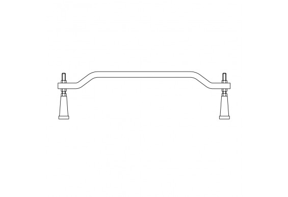 Ніжки для ванни Colombo SN14 універсальні (PPG0102600)