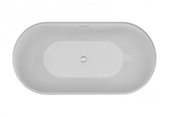 Ванна Polimat UZO 160х80 біла + ніжки (00221)