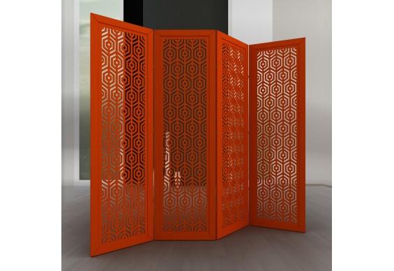 Ширма ДекоДім Регіна на 5 секцій 300х170 см (DK25-11)
