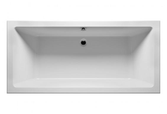 Ванна Riho Lusso пряма 180x80 см (BA98)
