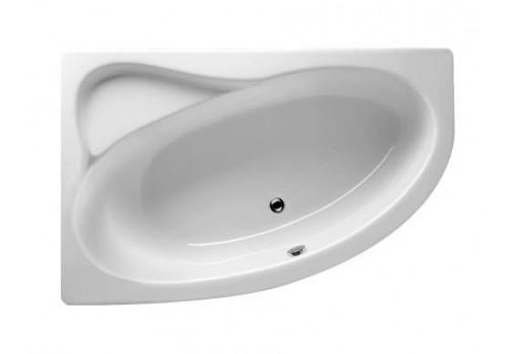 Ванна Riho Lyra асиметрична 170x110 см, R (BA63)