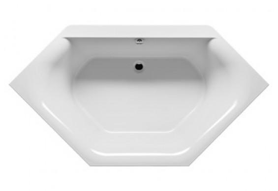 Ванна Riho Santiago шестигранна 145*145 см (BA06)