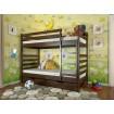 Двоярусне ліжко Арбор Древ Ріо 90х200 бук (DRB90)