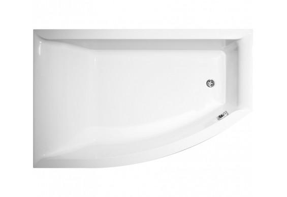 Ванна Vagnerplast Veronella Offset 160x105 см, ліва (VPBA160VEA3LX-01)
