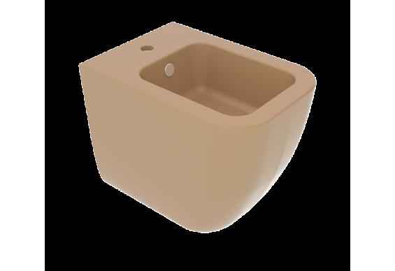 Підлогове біде GSG BRIO 52,5 см matt Chestnut (BRBI01017)