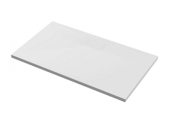 Піддон прямокутний EXCELLENT Zero 1400x800, низький (BREX.1203.140.080.WHN)
