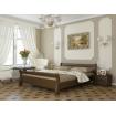 Двоспальне ліжко Естелла Діана 180х200 буковий масив (DV-12)