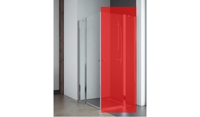 Ліва частина душової кабіни Radaway Eos II KDD 80, прозоре (3799460-01L)