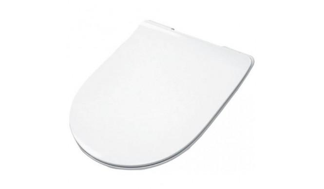 Сидіння soft-close з кришкою для унітазу ArtCeram File 2.0, glossy white (FLA00701)