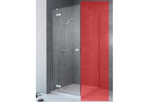 Ліва частина душової кабіни Radaway Fuenta New KDD 100 (384062-01-01L)