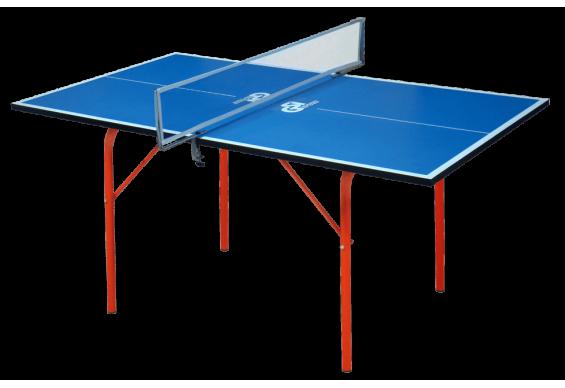 Стіл для настільного тенісу GSI-sport Junior 136x76x64 см Blue
