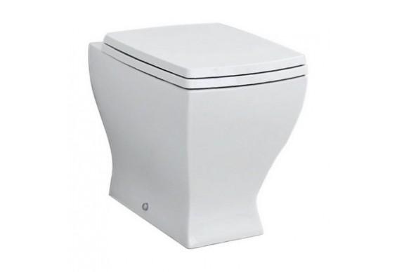 Підлоговий унітаз ArtCeram Jazz, glossy white (JZV0020100)