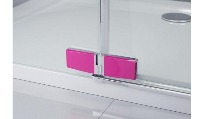 Накладка на двері EXCELLENT Seria Colors, амарант (KAAX.13-NAS.AM)