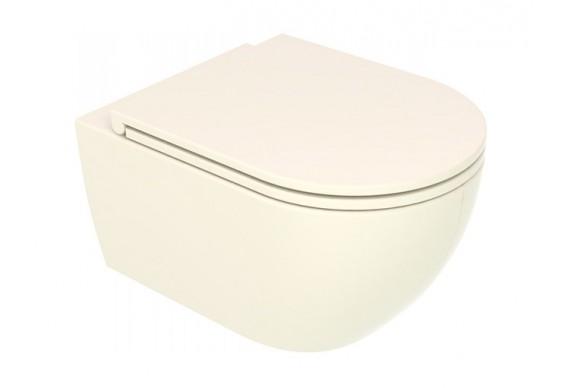 Підвісний унітаз GSG LIKE 52,5 см Smart Clean matt Pergamon (LKWCSO015)
