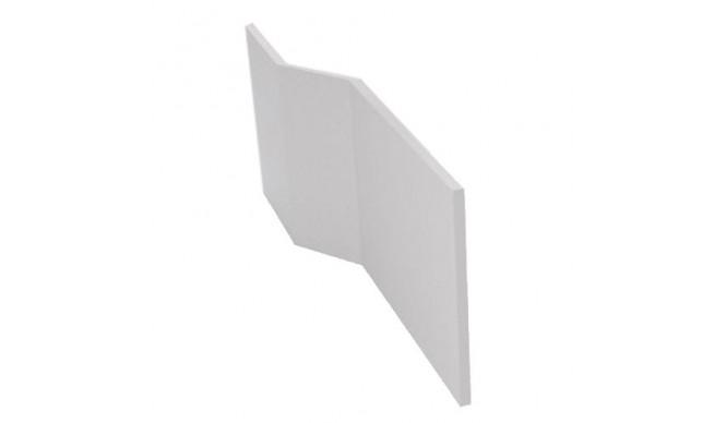 Фронтальна панель до ванни Excellent BeSpot 160x60 см ліва, біла (OBEX.BSL.16WH)