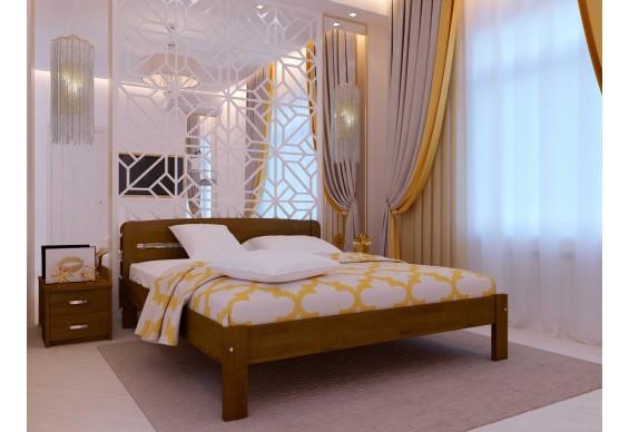 Двоспальне ліжко НеоМеблі Октавія С1 180х190 (NM20)