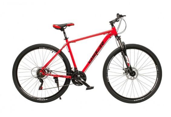 """Велосипед Oskar 29"""" Plus600, червоний (29-m126-rd)"""