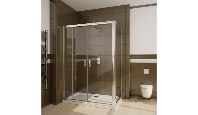 Бокова Стінка для душової кабіни Radaway Premium Plus S 90 (33403-01-06N)