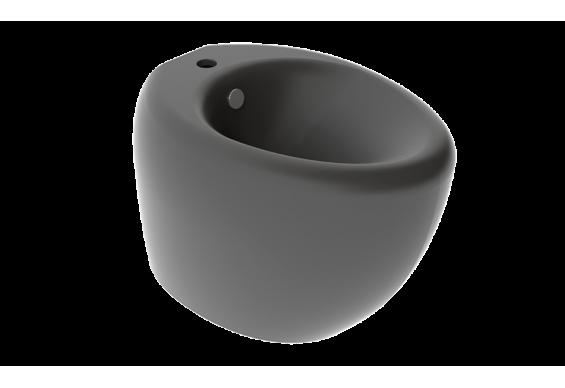 Підлогове біде GSG TOUCH 55 см matt Black (TOBI01003)