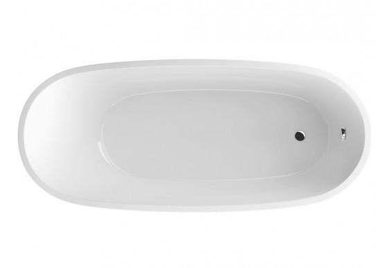 Ванна Radaway Nikia окремостояча 175×78×60/71 (WA1-41-175×078U-B)