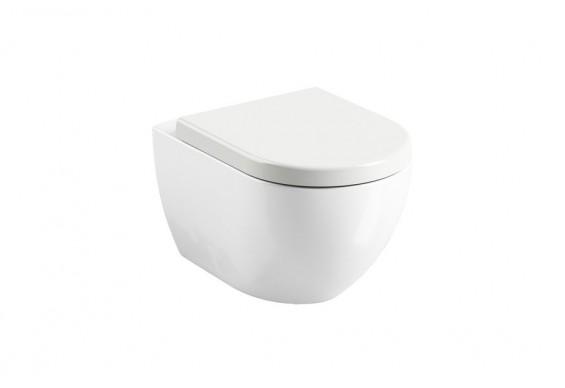 Підвісний унітаз Ravak WC Uni Chrome Білий (X01516)