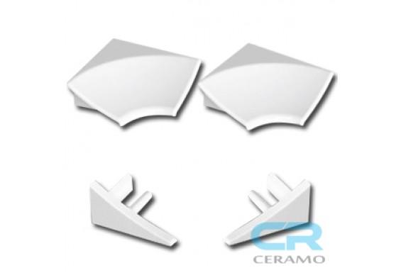 Набір для декоративної планки Ravak 11 мм, білий (B460000001)