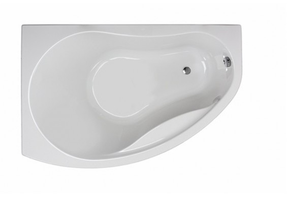 Ванна асиметрична Kolo Promise 150x100 см, ліва (XWA3051000)