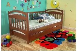 Дитяче ліжко Арбор Древ Аліса 80х190 сосна (ES80)