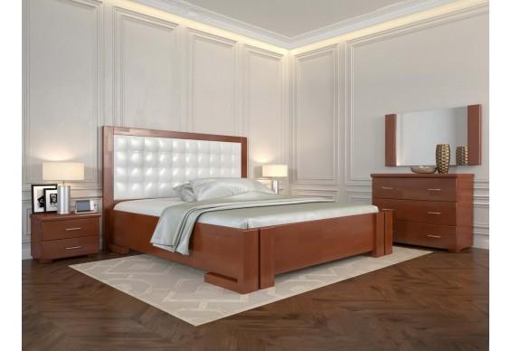 Односпальне ліжко Арбор Древ Амбер 120х190 сосна (AA120.2)