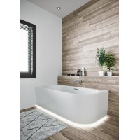 Ванна Riho Desire Corner LED 180x84 см, R (BD0500500K00133)