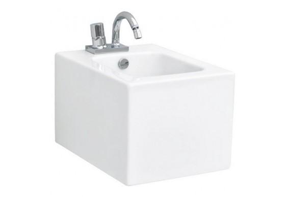 Підвісне біде ArtСeram Block, matt white (BKB0010500)