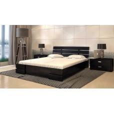 Односпальне ліжко Арбор Древ Далі Люкс 120х200 бук (CB120)