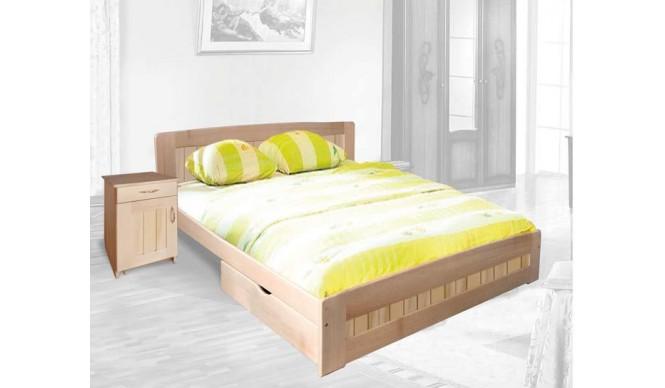 Двоспальне ліжко Берест Кароліна 120х190 (BR79)
