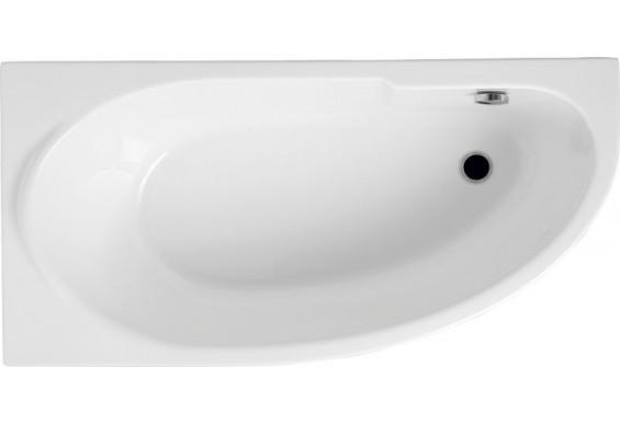 Ванна Polimat Miki асиметрична 140х70, L (00372)