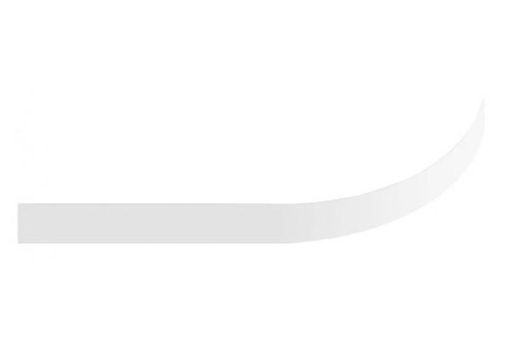 Панель для піддону NEW TRANDY NEW MAXIMA 100x80x13,5 см (O-0132)