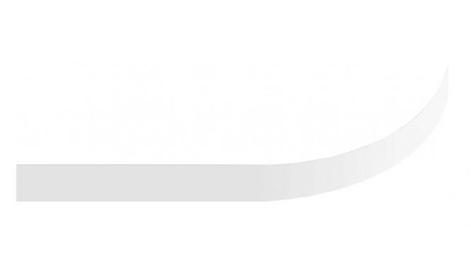 Панель для піддону NEW TRENDY NEW MAXIMA 100x80x13,5 см (O-0132)