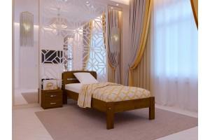 Односпальне ліжко НеоМеблі Октавія С1 120х190 (NM6)