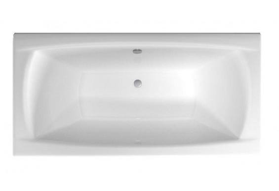 Ванна Polimat Capri New універсальна 140x70 + ніжки (00359)