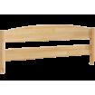 Планка безпеки подвійна Естелла Плюс 134 см (EST107)