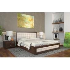 Двоспальне ліжко Арбор Древ Рената Д з підйомним механізмом 160х200 сосна (RDS160)