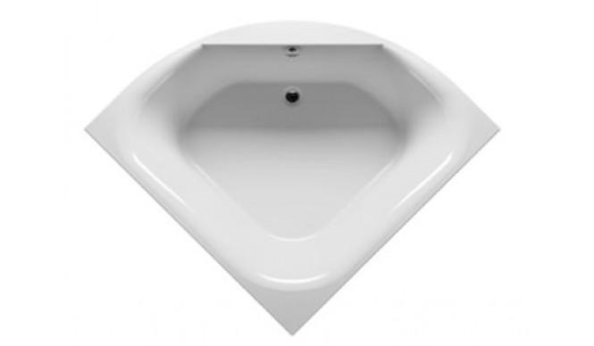 Ванна Riho Atlanta кутова 140x140 см + ніжки (BB70)