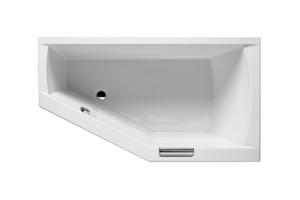 Ванна Riho Geta асиметрична 160x90 см, L + ніжки (BA87)