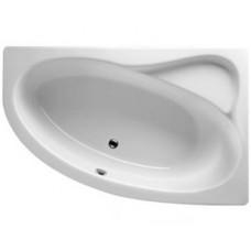 Ванна Riho Lyra асиметрична 140*90 см, L (BA66)