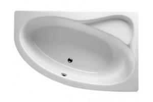 Ванна Riho Lyra асиметрична 140x90 см, L (BA66)