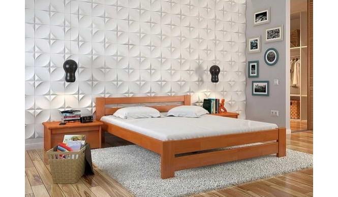 Односпальне ліжко Арбор Древ Симфонія 120х190 бук (SB120.2)