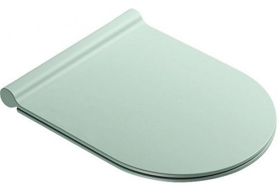 Сидіння soft-close з кришкою для унітазу Catalano, verde satinato (5SCSTPBM)